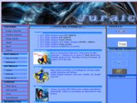 Frontpage screenshot for site: juraic-web-sajt (http://free-ka.t-com.hr/Nikola-Juraic/)