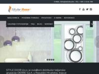 Slika naslovnice sjedišta: Pro-mont vrata d.o.o. - Vrata sa stilom (http://www.pro-mont.hr/)