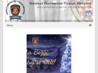 Slika naslovnice sjedišta: Sindikat Pravosudne Policije Hrvatske (http://www.spph.hr/)