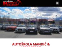 Slika naslovnice sjedišta: Autoškola Megastart Zagreb (http://www.autoskola-megastart.com)