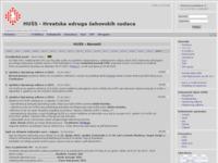 Slika naslovnice sjedišta: HUŠS - Hrvatska udruga šahovskih sudaca (http://huss.hr)