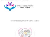 Slika naslovnice sjedišta: Centar za socijalnu skrb Donja Stubica (http://www.czssdstubica.hr)