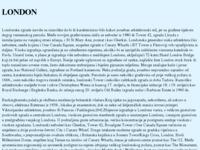 Slika naslovnice sjedišta: London Turistički vodič (http://www.london.hr)