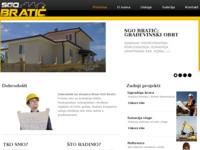 Slika naslovnice sjedišta: SGO Bratić (http://www.sgo-bratic.hr)