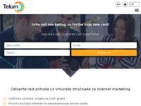 Slika naslovnice sjedišta: Telum Marketing (http://www.telum-marketing.com/)