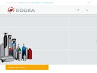 Slika naslovnice sjedišta: Kodra d.o.o. za distribuciju plina (http://www.kodra.hr)