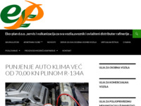 Slika naslovnice sjedišta: Eko-plan d.o.o. ovlašteni distributer rafinerije ulja Modriča (http://www.ekoplan.hr)