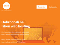 Frontpage screenshot for site: Dječji vrtić Jarun (http://www.vrtic-jarun.hr/)