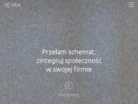 Slika naslovnice sjedišta: Intra — trgovina i usluge d.o.o. (http://www.intra.hr)