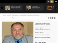 Frontpage screenshot for site: Naša Stranka - NS (http://www.nasa-stranka.hr)