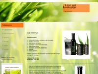 Slika naslovnice sjedišta: Ulje  konoplje (http://www.ulje-konoplje.kristali.net)