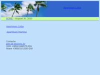 Frontpage screenshot for site: www.smilovic.hr (http://www.smilovic.hr)