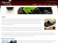Slika naslovnice sjedišta: kupinovo vino Kupisan (http://www.kupisan.weebly.com)