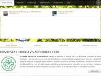 Slika naslovnice sjedišta: Hrvatska udruga za arborikulturu (http://www.hua.hr)