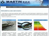 Slika naslovnice sjedišta: Martin d.o.o. (http://www.martin-vk.hr/)