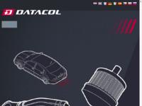 Frontpage screenshot for site: Datacol Hrvatska (http://www.datacol.hr)