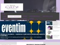 Slika naslovnice sjedišta: Agencija Care (http://www.agencijacare.hr)