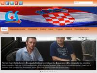 Frontpage screenshot for site: Gospodarska stranka (http://www.gospodarska-stranka.hr)