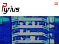 Slika naslovnice sjedišta: Pyrius web studio (http://www.pyrius-informatika.hr)