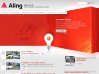 Slika naslovnice sjedišta: Aling j.t.d. (http://www.aling.hr/)