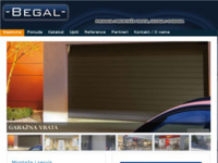 Slika naslovnice sjedišta: Begal (http://www.begal.hr)