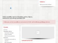 Slika naslovnice sjedišta: Štambilji.hr (http://www.stambilji.hr)