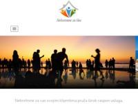 Frontpage screenshot for site: Nekretnine za Vas - Zadar (http://www.nekretninezavas.hr/)