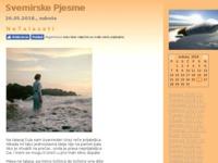 Slika naslovnice sjedišta: Svemirske Pjesme (http://svemirputnik.blog.hr)