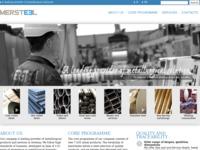 Slika naslovnice sjedišta: Mersteel Hrvatska d.o.o. (http://www.mersteel.eu)