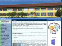 Slika naslovnice sjedišta: OŠ Katarine Zrinski, Krnjak (http://os-kzrinski-krnjak.skole.hr/)