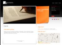Frontpage screenshot for site: SUMA BR d.o.o (http://sumabr.hr/)