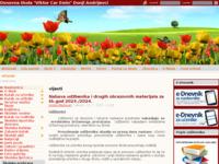 Slika naslovnice sjedišta: Osnovna škola Viktor Car Emin (http://os-vcemin-donjiandrijevci.skole.hr/)