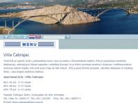 Slika naslovnice sjedišta: Apartmani Krk - Ponuda apartmana - Rezervacije apartmana (http://apartmanikrk-cabrajac.hr)