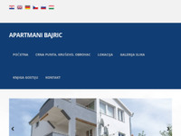 Slika naslovnice sjedišta: Apartmani Bajrić - Crna Punta (http://www.apartmani-bajric.hr)