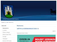 Slika naslovnice sjedišta: Udruga pogrebnika Grada Zagreba (http://www.upgz.hr/)
