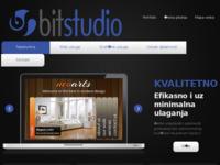 Slika naslovnice sjedišta: Bit Studio (http://www.bitstudio.hr/index.php)