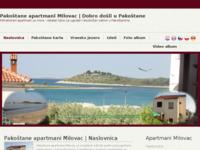 Slika naslovnice sjedišta: Pakoštane apartmani Ana Milovac (http://pakostane-milovac.com)