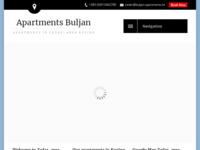 Slika naslovnice sjedišta: Apartments Buljan (http://buljan-apartments.hr)