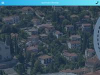 Frontpage screenshot for site: Apartmani Liburnija - Opatija, Hrvatska (http://apartmaniliburnija.hr)