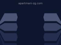 Frontpage screenshot for site: Apartmani Ilica-Petrova Zagreb (http://apartmani-zg.com)