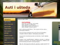 Slika naslovnice sjedišta: Auti (http://www.auti.jeftinije.biz)
