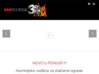 Slika naslovnice sjedišta: Var Vitor kovana bravarija (http://www.var-vitor.com)