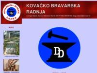 Slika naslovnice sjedišta: Kovačnica Dijanić (http://www.dijanic.hr)