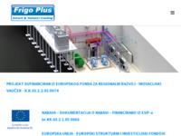 Slika naslovnice sjedišta: Frigo-Plus (http://www.frigo-plus.hr)