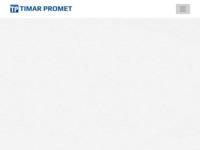 Slika naslovnice sjedišta: Timar Promet d.o.o. (http://www.timar-promet.hr)