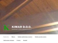 Slika naslovnice sjedišta: Kimar - maziva (http://www.kimar.hr)
