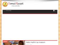 Slika naslovnice sjedišta: Domaći recepti - Recepti sa slikama (http://domacirecepti.net)