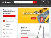 Slika naslovnice sjedišta: bazzar.hr (http://www.bazzar.hr)