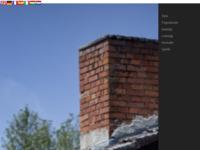 Frontpage screenshot for site: Kapetanova kuća Križevci (http://www.kapetanova-kuca.hr)