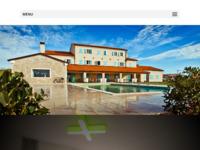 Frontpage screenshot for site: Hotel & Restaurant Velanera (http://www.velanera.hr/)